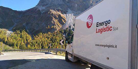Trasporti e consegne crescono per Energo Logistic