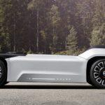 camion elettrico a guida autonoma Volvo
