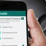 habbl applicazione logistica trasporti