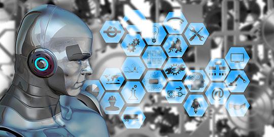 robotica e logistica