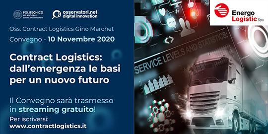 Contract Logistics Convegno 2020