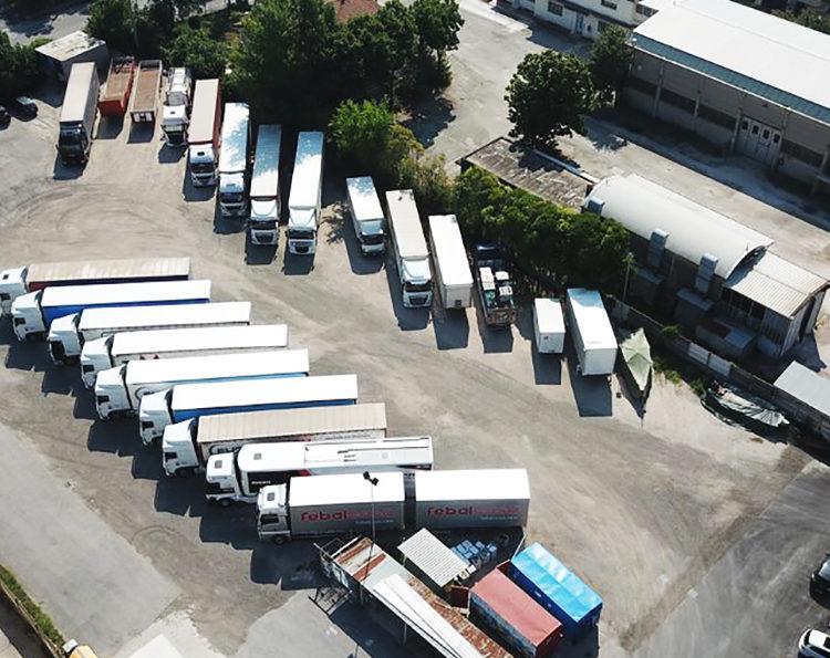 gestione del tempo trasporti industriali